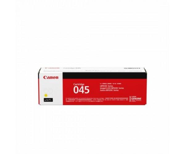 Canon CRG-045 Cartus Laser Original Yellow