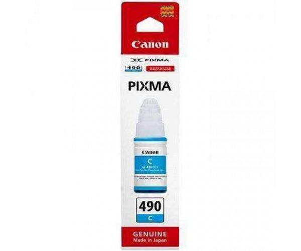 Cerneala Originala Canon GI-490 Cyan