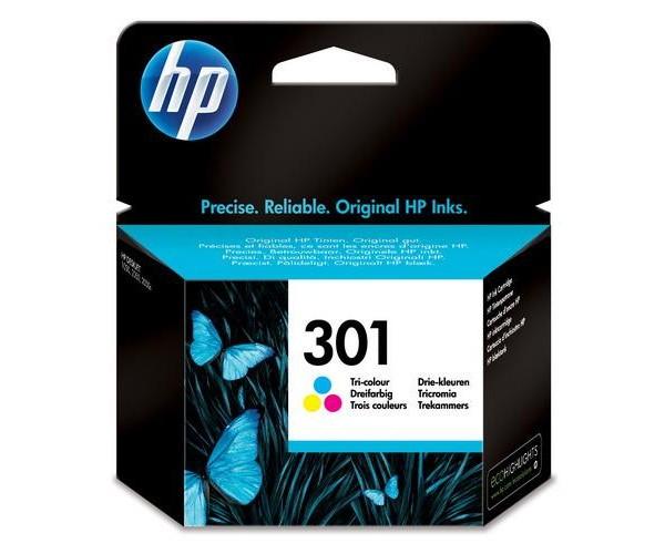 Cartus cerneala HP 301 Color CH562EE