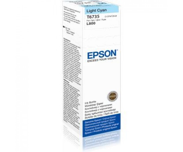 Cartus cerneala T6735 light cyan Epson