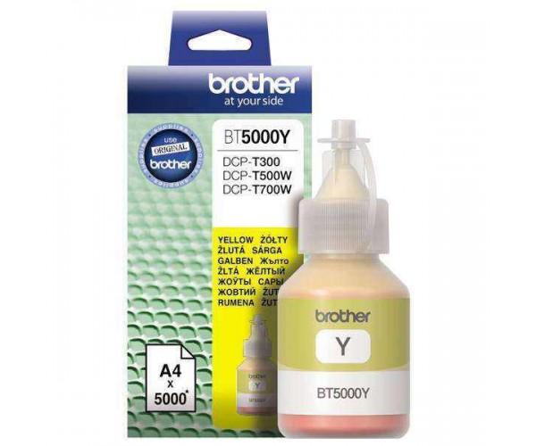 Cartus Original Brother BT5000 Yellow